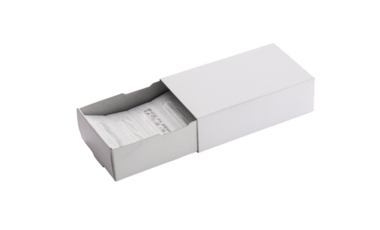 Lancets in, designed by customer reqirements, sleeve or folding box.
