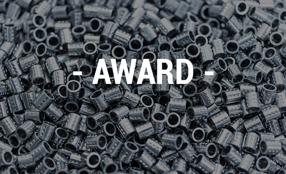 Continental award plant Veszprem, awarded for excellent supplier performance for stamping and bending parts. EBERLE supplies primary bushings and sleeves.
