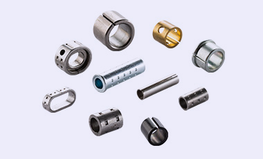 We produce a wide variety of bushings
